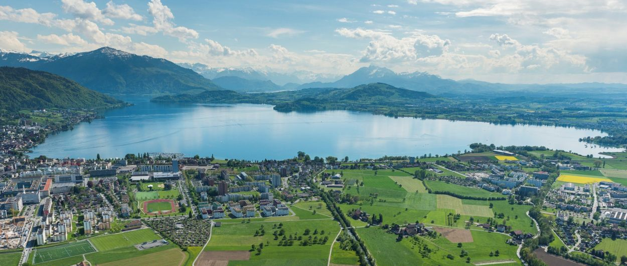 Rare opportunity in Zug not far away from City Center.